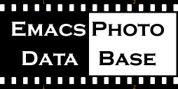 Emacs Photo Database Logo